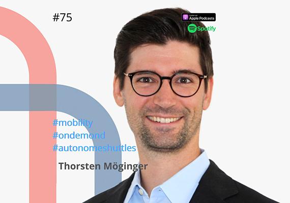 Podcast: New Mobility mit Thorsten Möginger